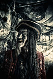 Pirata inoperante imagem de stock royalty free