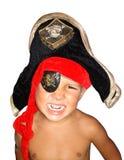 Pirata irritado. Fotografia de Stock Royalty Free