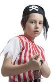 Pirata joven Foto de archivo