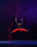 """Pirata noża """"One Tysiąc i Jeden Nights†baletniczy  Zdjęcia Royalty Free"""