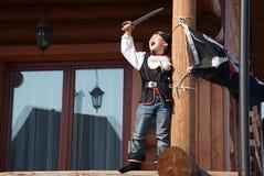 Pirata original Imagem de Stock