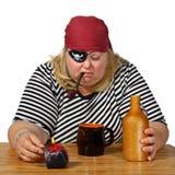 Pirata sen obrazy royalty free