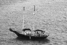 pirata stary statek Zdjęcia Royalty Free