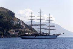 pirata statek Obrazy Royalty Free