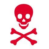 Pirata symbol ilustracja wektor