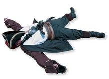 Pirata ubriaco Immagine Stock Libera da Diritti