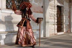 Pirata y su tesoro Fotografía de archivo libre de regalías