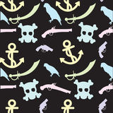Piratas Imagem de Stock Royalty Free