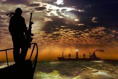 Piratas Imagens de Stock Royalty Free