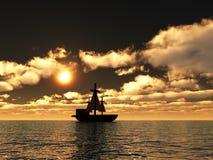 Piratas 2 Imagem de Stock Royalty Free