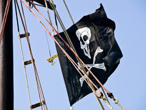 Piratas Fotografia de Stock Royalty Free