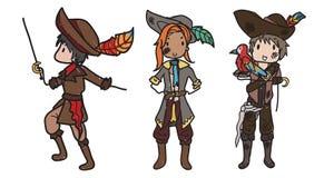 Piratas libre illustration