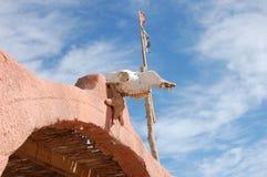 Piratas del desierto fotos de archivo