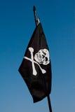 Pirate´s Flag Stock Photo