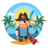 pirate Photos libres de droits