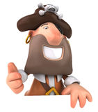 Pirate Royalty Free Stock Image