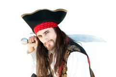 Pirate Royalty Free Stock Images