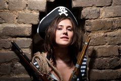Pirate Image stock