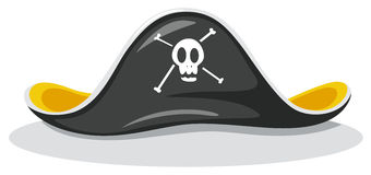 Pirate accessory Royalty Free Stock Photography