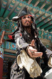Pirate In Asia Stock Photos