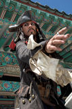 Pirate In Asia Royalty Free Stock Images