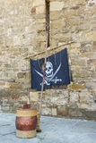 Pirate attributes Stock Photography