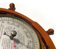 Pirate Barometer royalty free stock photos