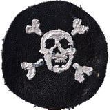 Pirate Black Mark Royalty Free Stock Photo
