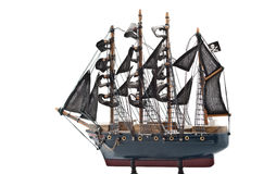 Pirate boat Stock Photos