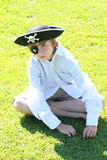 Pirate boy Royalty Free Stock Photo