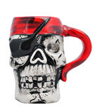 Pirate Can(Mug) Royalty Free Stock Image