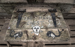 Pirate Chest Stock Images