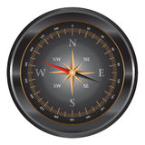 Pirate compass Stock Image