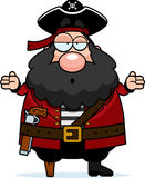 Pirate Confused Stock Images