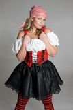 Pirate Costume Stock Images