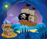Pirate cove theme image 7 Stock Photo