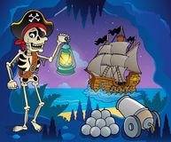 Pirate cove theme image 6 Stock Image