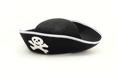 pirate de chapeau Images stock