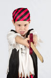 Pirate fight Stock Images
