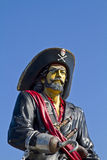 pirate figure Stock Photography
