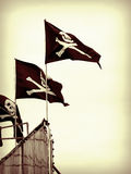 Pirate Flag Stock Images