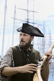 Pirate flintlock Royalty Free Stock Image