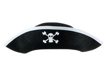 Pirate Hat royalty free stock image