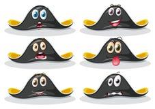 Pirate hats Stock Photo
