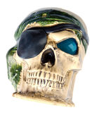 Pirate head Royalty Free Stock Photography