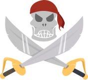 Pirate Head Stock Photo