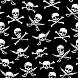 Pirate Pattern Stock Photo