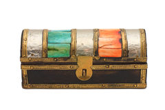 Pirate's casket Royalty Free Stock Image