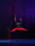 """Pirate's knife- ballet """"One Thousand and One Nights"""" Royalty Free Stock Photos"""