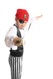 Pirate or seafaring rogue Royalty Free Stock Photos